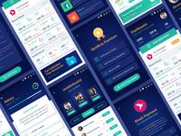 Quizbuzz App Design (Sneak Peek)