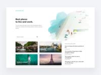 Move Abroad - Web Version