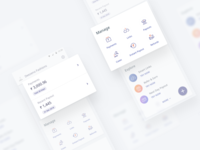 Mobile Business Dashboard