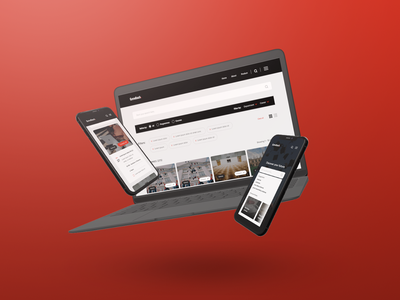 Funnelback Programme Finder education website cms education website web tech ux ui product design design