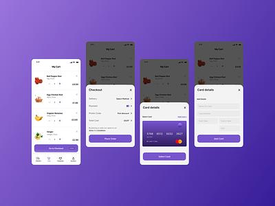 Daily UI Challenge #02 - Credit Card Checkout cms website app tech product design design ux ui dailyui 002 dailyuichallenge daily ui dailyui