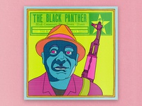 Emory Douglas, The Black Panther