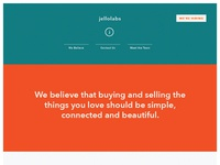 Startup's Homepage