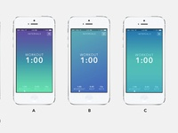 Gradient Color Options for a New iOS App