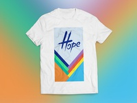 Rough T-Shirt idea for HopeShines.org - Non-profit in Rwanda