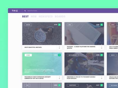 TRIZ - tech news view