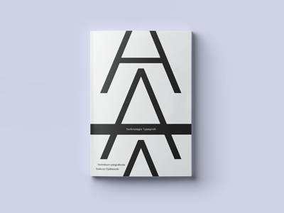 Technologia Typografii - Book Design