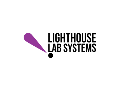 Abstract Lighthouse Logo