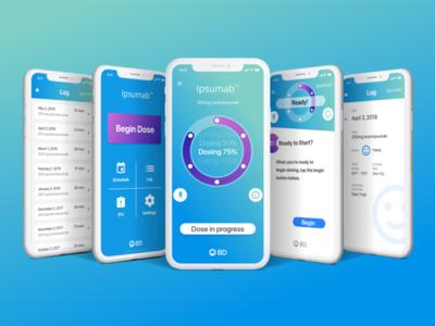 Dose Delivery App