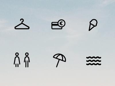 Pool Icons