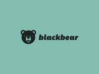 Black Bear - 100 Logos // 100 Days - #21