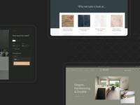 Ecommerce Store Design Rollout agency shop ecommerce ui design creative  design ui ux web website work in progress design