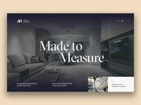 Interior Design — Homepage