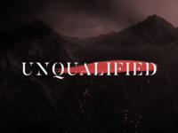 Unqualified - Sermon Slide
