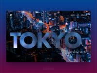 Tokyo – city never sleeps