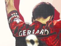 Gerrard Poster