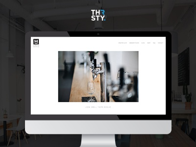 Homage Brewery  responsive mobile bootstrap graphic design design graphic ecommerce website design web development