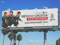 Mex Tour 2018 Billboards
