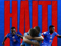 Gold Cup Haiti Wallpapers