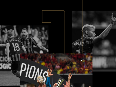 CAMPEONES CUP FINAL advertising creative agency instagram stories major league soccer football sports creative marketing soccer graphic design design