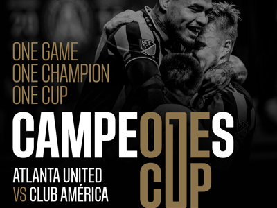 Campeones Cup Social Graphics creative agency campaign sports football branding soccer marketing graphic design design