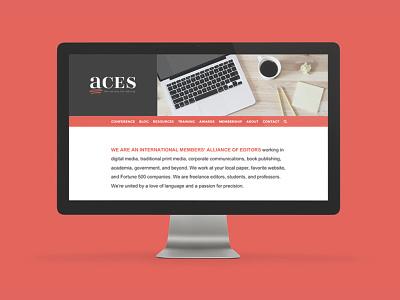 ACES clover aces custom icons custom website site teacher