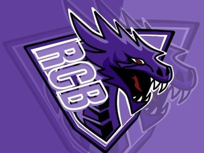 Example logo RCB esport branding design art design grafis illustration vector flatdesign art design game logo esports esportlogo logo