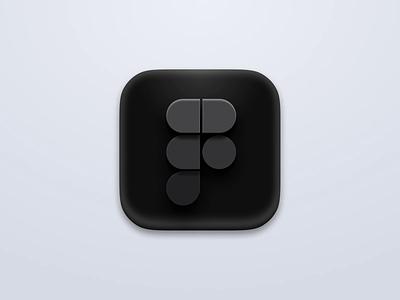 Figma - Icon replacement taskbar bigsur icon replacement windows 10 macos dock icon figmadesign figma