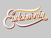 The 100 Day Project: Eudaimonia