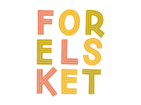 The 100 Day Project: Forelsket