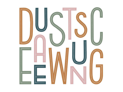 The 100 Day Project: Dustsceaewung
