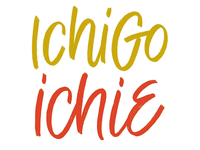 The 100 Day Project: Ichigo ichie