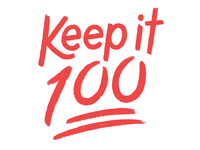 Keep it 💯