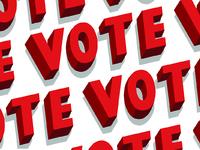 Vote carando dribbble