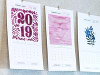 2019 RISO Calendar