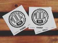 Motor stickers