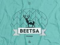 Beetsa t-shirt