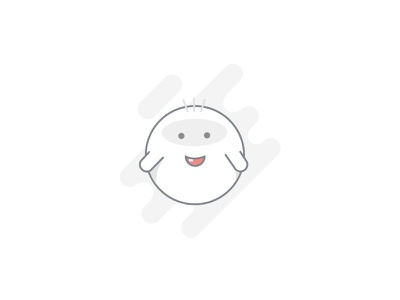 Coni- The Coin mascot character cute on-boarding splash screen app illustration