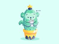 Monkey Cactus