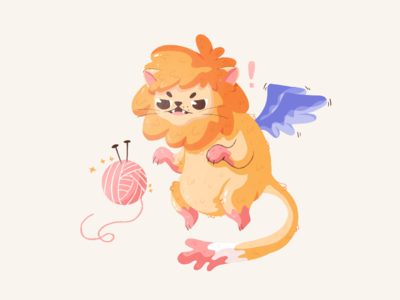 Manticore Cat