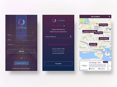 Job Portal Android App job search recruitment app android jobs