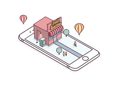 Mobilegeddon infographic e-commerce store smb small business mobile infographics