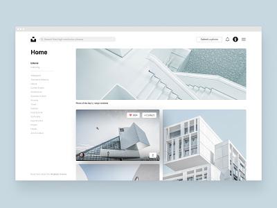 Unsplash unsplash uxdesign uidesign firstscreen ux ui site figmadesign web uxuidesign uxui webdesign figma design