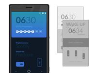 Deceitful Alarm App