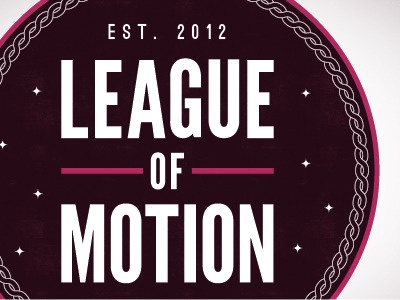League of Motion logo