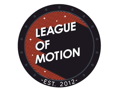 League of Motion Logo exploration