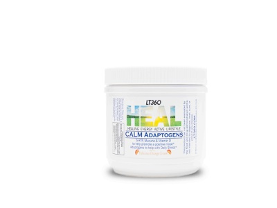 Calm Adaptogens product photography