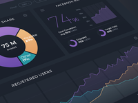 Social Networks Analytics Dashboard