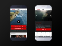 Canon Shine - Mobile