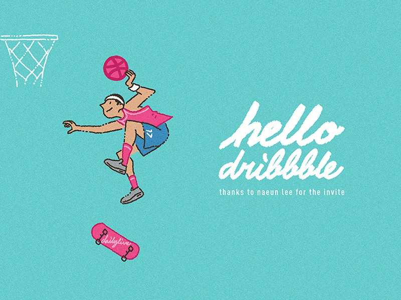 first shot by dailylive dribbble dribbble